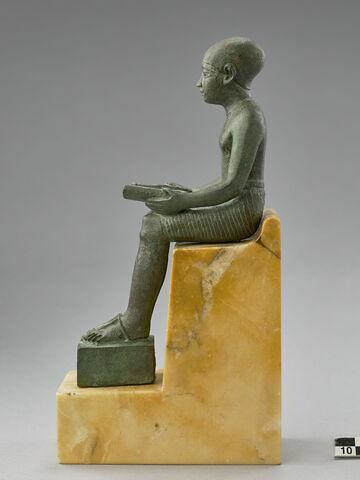 profil gauche © 2016 Musée du Louvre / Chipault - Soligny