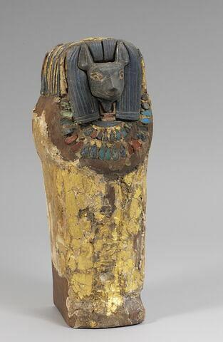 sarcophage miniature ; sarcophage à viscères