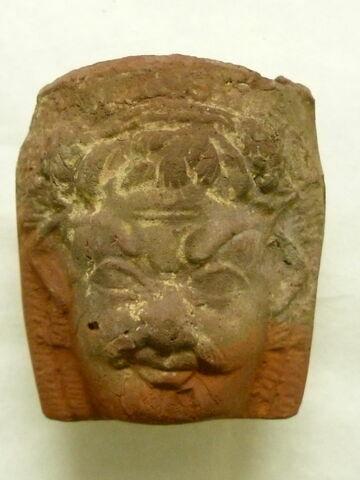 vue d'ensemble ; face A, face 1 © 2014 Musée du Louvre / Antiquités égyptiennes