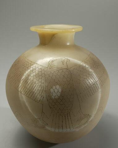 jarre globulaire ; Vase d'Ounas