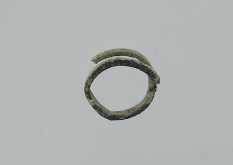 anneau ouvert