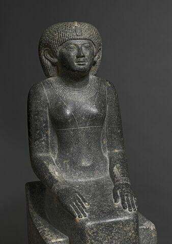 détail ; face, recto, avers, avant © 2013 Musée du Louvre / Christian Décamps