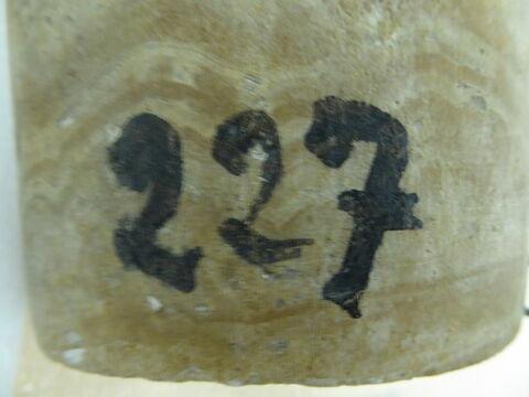 détail © 2018 Musée du Louvre / Antiquités égyptiennes