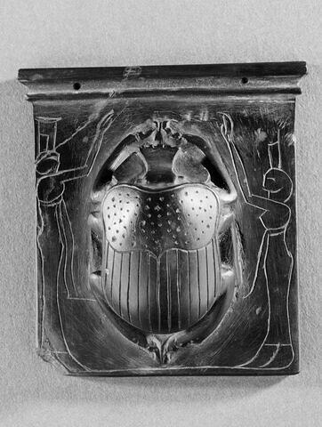 vue d'ensemble ; face, recto, avers, avant © 1998 Musée du Louvre / Georges Poncet