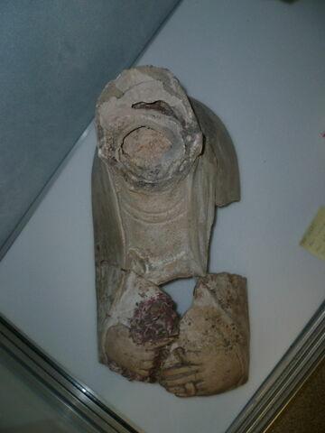 plastron de momie