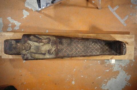 linceul peint ; portrait de momie ; momie de femme