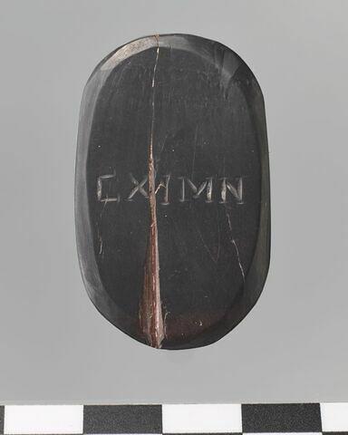 dos, verso, revers, arrière © 2020 Musée du Louvre / Raphaël Chipault