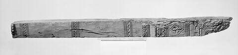 élément de meuble  ; pilastre