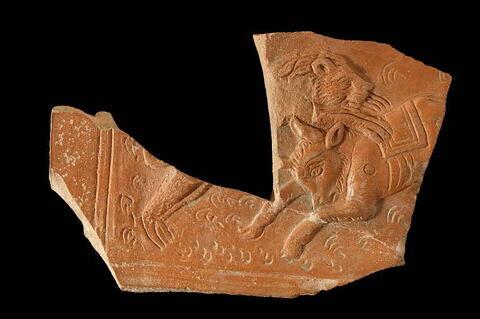 vue de dessus © 2007 Musée du Louvre / Antiquités égyptiennes