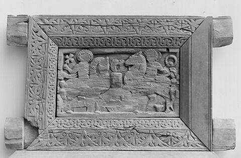 décor architectural ; panneau