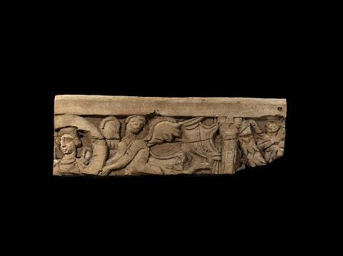 partie droite © 2012 Musée du Louvre / Georges Poncet