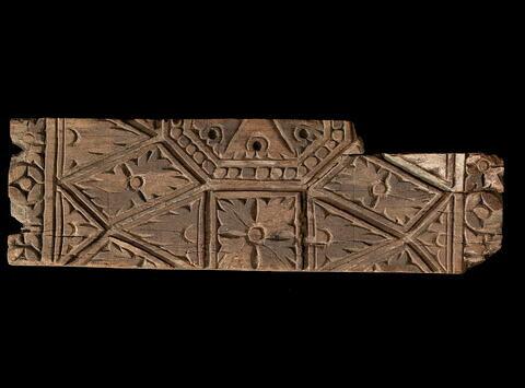 décor architectural  ; panneau de meuble