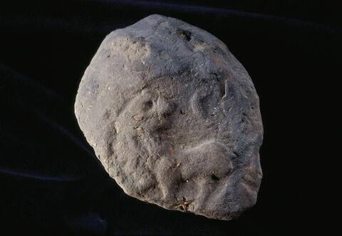 face, recto, avers, avant © 2004 Musée du Louvre / Georges Poncet