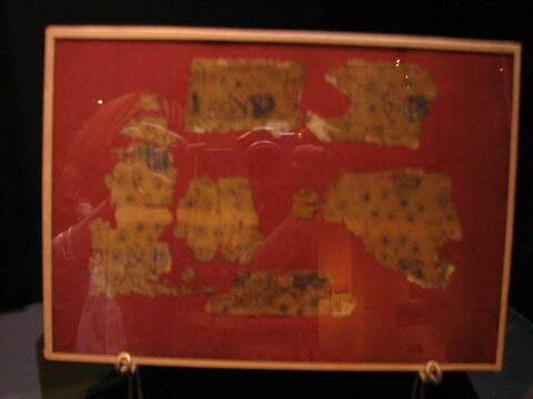 vue d'ensemble © 2010 Musée du Louvre / Antiquités égyptiennes