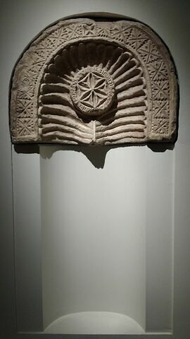 vue d'ensemble ; vue de l'objet en situation © 2018 Musée du Louvre / Antiquités égyptiennes
