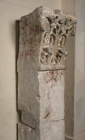 trois quarts face ; détail © 2019 Musée du Louvre / Christian Décamps