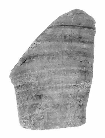 ostracon