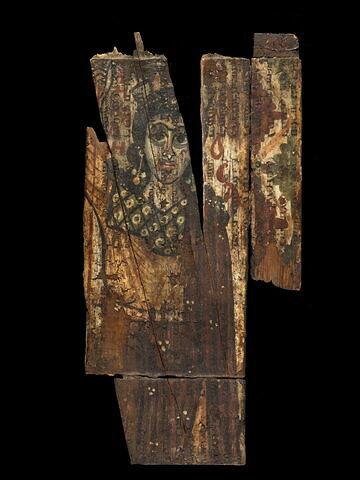 peinture ; Tyché de Constantinople