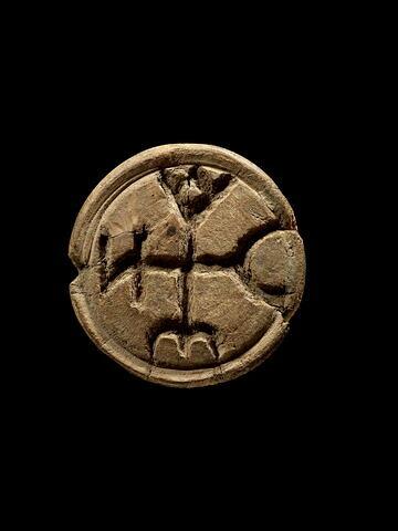 sceau médaillon