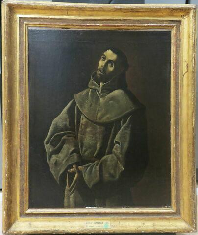 Saint François en oraison