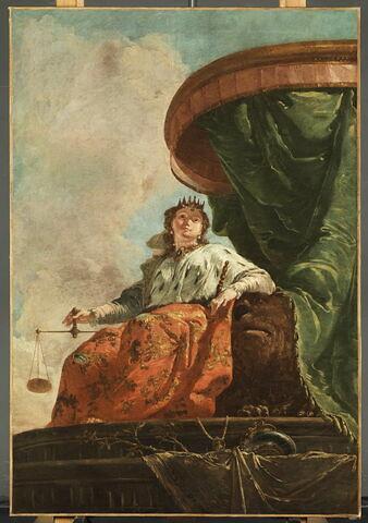 Allégorie de la Justice ou Venise trônant