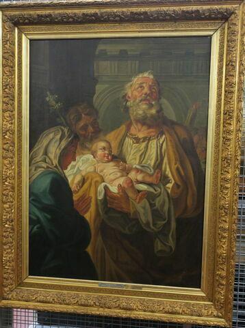 Présentation de l'Enfant Jésus au temple