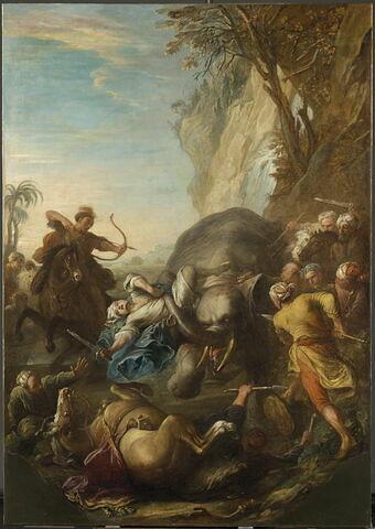 Chasse à l'éléphant