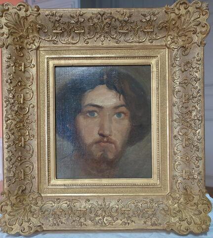face, recto, avers, avant ; vue avec cadre ; vue d'ensemble © 2020 Musée du Louvre / Peintures