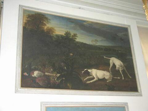 Folle et Mite, chiennes de Louis XIV