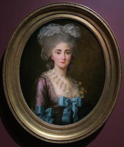 Portrait de madame Lesould