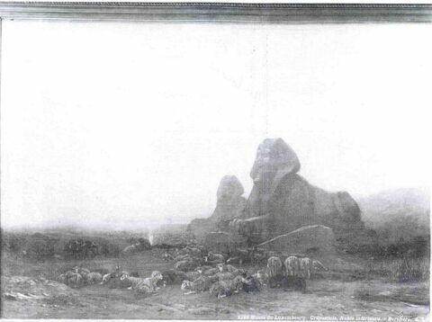 Crépuscule (Nubie intérieure)