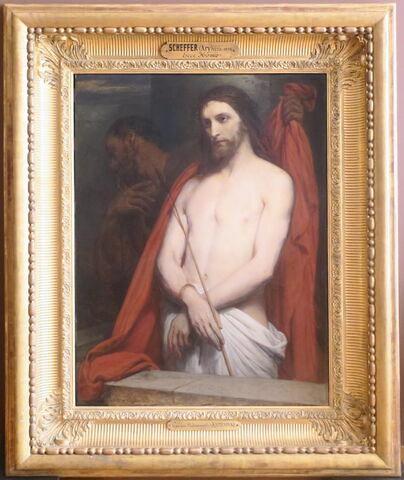 face, recto, avers, avant ; vue d'ensemble © 2020 Musée du Louvre / Peintures