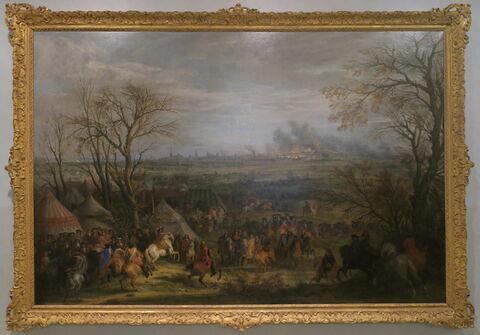 vue d'ensemble © 2020 Musée du Louvre / Peintures