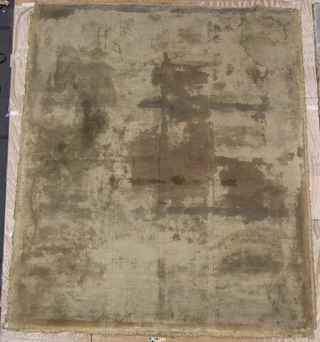 vue d'ensemble ; dos, verso, revers, arrière © 2012 Musée du Louvre