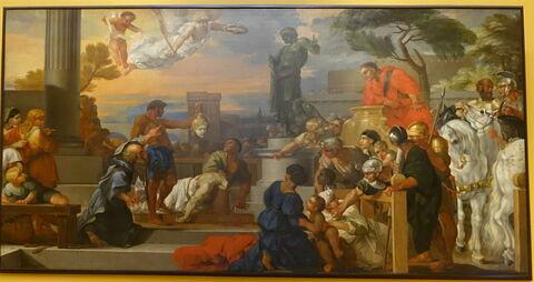 Décollation de saint Protais