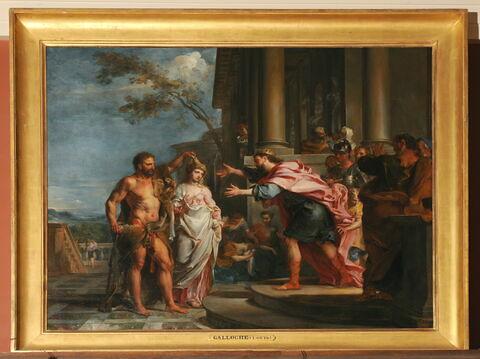 Hercule rendant Alceste à Admète