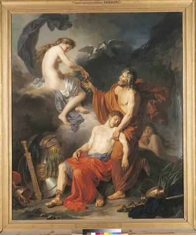 Vénus faisant panser la blessure d'Énée