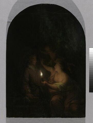 face, recto, avers, avant ; vue d'ensemble ; vue sans cadre © 2013 RMN-Grand Palais (musée du Louvre)