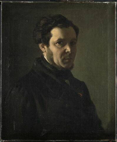 Portrait de l'artiste (Autoportrait)