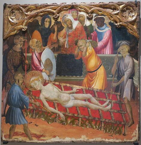 Le Martyre de saint Vincent