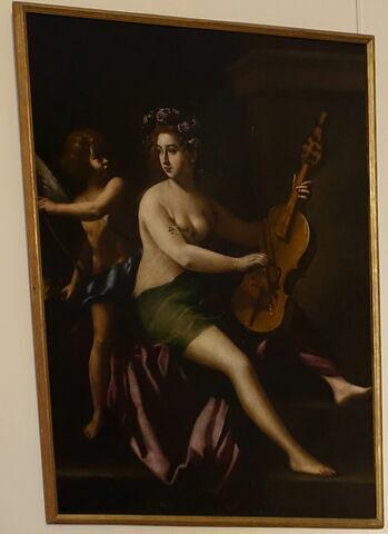 trois quarts face ; vue d'ensemble © 2020 Musée du Louvre / Peintures