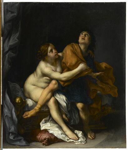 face, recto, avers, avant ; vue d'ensemble ; vue sans cadre © 2011 RMN-Grand Palais (musée du Louvre) / Gérard Blot