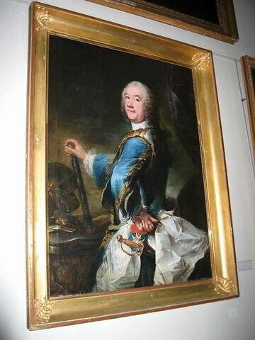 Portrait du maréchal Jean Charles de Saint-Nectaire (1685-1771), ambassadeur à la cour de Turin