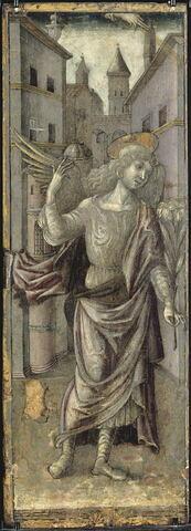 dos, verso, revers, arrière ; vue d'ensemble ; vue sans cadre © 2001 RMN-Grand Palais (musée du Louvre) / René-Gabriel Ojéda