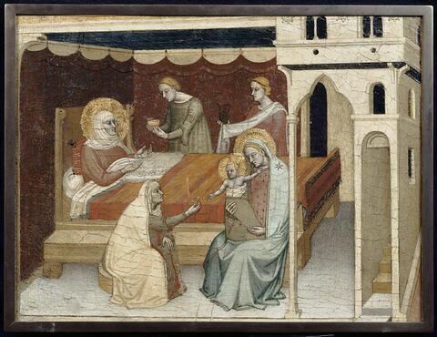 La Nativité de saint Jean Baptiste