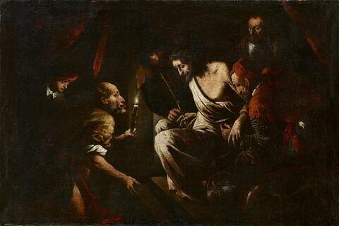 Le Christ au prétoire
