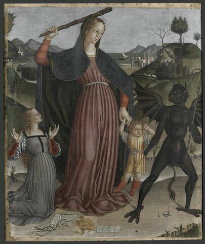 La Vierge du Secours