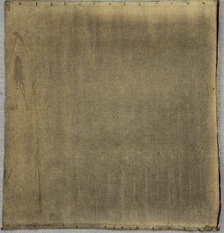 déroulé ; vue d'ensemble ; dos, verso, revers, arrière © 2012 Musée du Louvre