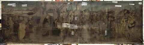 face, recto, avers, avant ; vue d'ensemble ; vue sans cadre © 2004 RMN-Grand Palais (musée du Louvre) / René-Gabriel Ojéda
