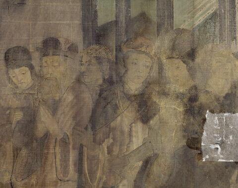 face, recto, avers, avant ; détail © 2004 RMN-Grand Palais (musée du Louvre) / René-Gabriel Ojéda